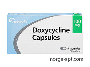 Doxycycline tabletter